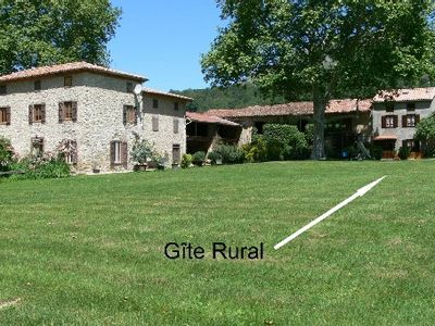 Photo for Rural mountainous house in Cathar Country Ariege