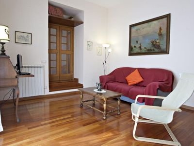 Photo for Spacious Santacroce  apartment in Arenella with air conditioning & private terrace.