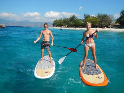 Photo for North Shore Hideaway - SUP/Bikes/Snorkel Gear included!