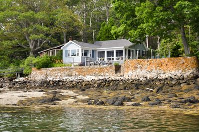 Exterior - Welcome to Boothbay Harbor! This bungalow is professionally managed by TurnKey Vacation Rentals.