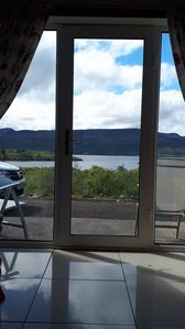 Photo for Stunning views of Lough Melvin from this lovely house.   Leitrim/Donegal