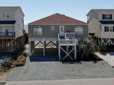 Photo for Oceanfront with Private Heated Pool!