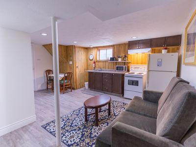 Photo for Gorgeous Basement Apartment in Wide Bungalow