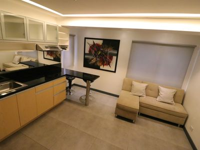Photo for 1BR Apartment Vacation Rental in Taguig, Metro Manila