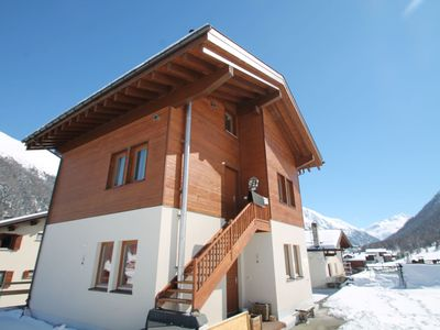 Photo for Apartment in Baita just 30 meters away from the ski lifts