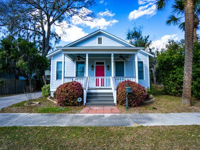 Photo for Cottage on Duke in Downtown Beaufort