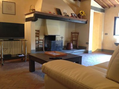 Photo for 1BR Farmhouse Vacation Rental in GREVE IN CHIANTI, TOSCANA