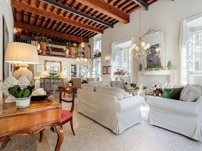Photo for PALAZZO POGGI, 5 Charming Bedrooms in Style