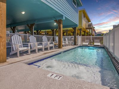Photo for Brand New with a Private Pool & You Can Walk to the Beach! str#547318