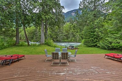 This property features an abundance of outdoor amenities.