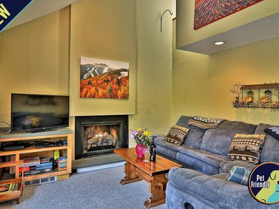 Photo for True Ski in/Ski out Pet Friendly Property