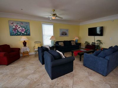 Photo for Large 6BR Oceanfront /Ocean Drive Section - North Myrtle Beach Condo - Free Wifi