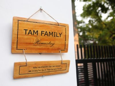 Photo for Tam Family Homestay -  The bamboo decoration combine traditional and modern
