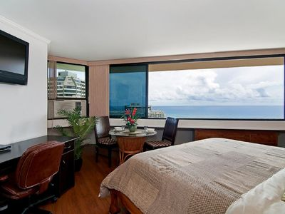 Photo for Spectacular Ocean View Condo - Free Parking - Licensed - Special $99