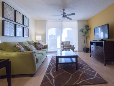 Photo for Yacht Club 2 Bed Luxury Furnished Condo In Aventura + Wifi And Parking