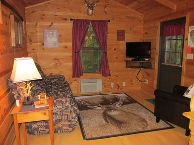 Photo for 1BR Cabin Vacation Rental in Waynesville, North Carolina