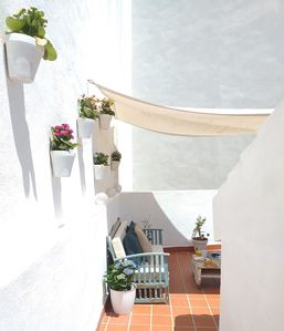 Photo for Sunny Attic & chill out terrace in Málaga´s center