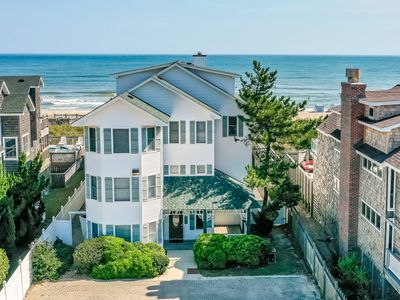 Photo for K1317 The Nags Header. Oceanfront, 7 BD, Pool, Hot Tub, Pets OK, Keyless!