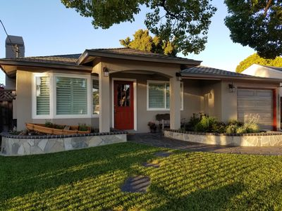Photo for Designed for Entertaining! Fully Remodeled 3 BR/2 BA Bungalow w/Fireplace!