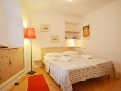 Photo for Apartment Arco del Monte in the city center with sea and city view