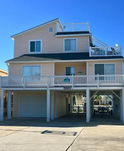 Nana's Ocean House--4BR/3BA channel home ready to welcome  you!