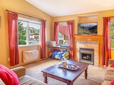 Photo for Icicle Ridge View Condo - Breathtaking Views & Just Minutes from Downtown