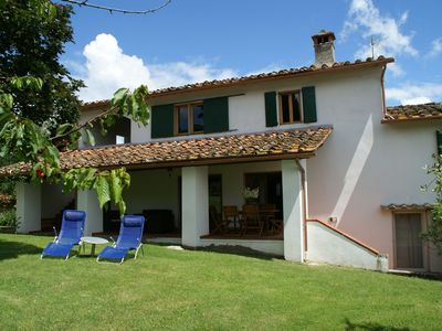 Photo for A cozy, comfy and hushed holiday home in Montignoso Tuscany