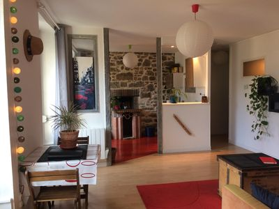 Photo for 1BR Apartment Vacation Rental in Saint-Brieuc, Bretagne