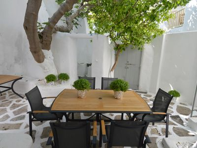 Photo for TRADITIONAL HOUSE IN MYKONOS TOWN
