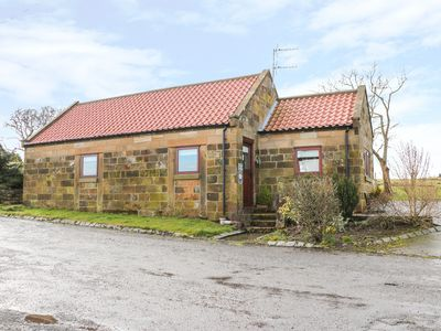 Photo for STABLE COTTAGE, pet friendly, with a garden in Fylingdales, Ref 6077