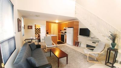 Photo for Cottage in the city - 1 bedroom detached guest house