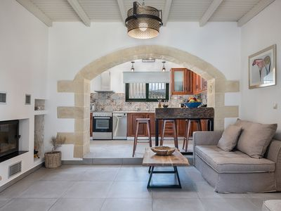 Photo for In our stone villa with pool and sun you can find the relax and calm you need!