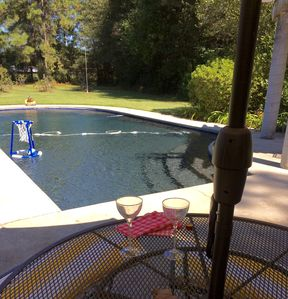 Photo for Country Retreat With Pool, Garden, Woods