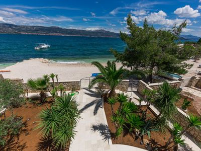 Photo for Charming beachside holiday house Anima - EOS-CROATIA