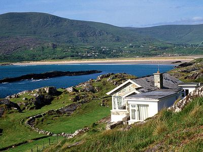 Photo for Detached bungalow in unique and spectacular position overlooking Derrynane Bay…