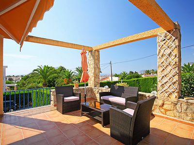 Photo for Vacation home Geminis in Calpe/Calp - 4 persons, 2 bedrooms
