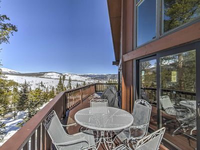 Photo for Lovely Breckenridge Chalet on Breck's Peak 7!