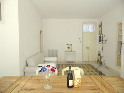 Photo for Garden House 2 bedrooms / 2 bathrooms / inside the walls of Lucca