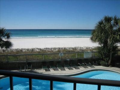 Photo for Wow!Beachfront Paradise 2BR/2BA+Bunks  Spring and Summer Deals!!