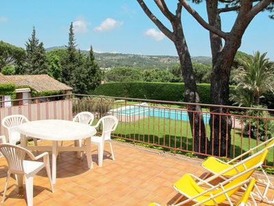 Photo for Apartment Anlage mit Pool (MAX332) in Sainte Maxime - 4 persons, 2 bedrooms