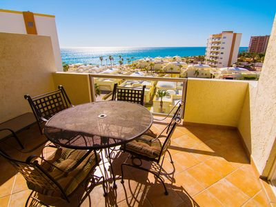 Photo for Beautiful 1½ Bedroom Condo on the Sea of Cortez at Las Palmas Resort D-503A