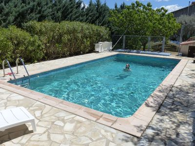 Photo for Vintage Holiday Home in Cotignac with Heated Private Pool