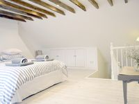 Good peaceful location. Period property updated with all the modern cons. Light and airy.