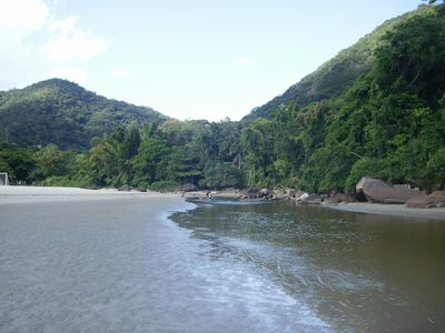 Photo for At 70m from Lagoinha beach, a cozy place!