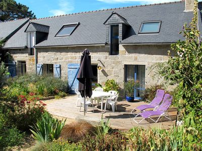 Photo for Vacation home Ty Coz  in Tregunc, Finistère - 6 persons, 3 bedrooms
