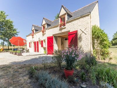 Photo for Gite Cordemais, 3 bedrooms, 6 persons