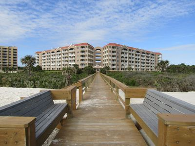 Photo for Spectacular Oceanfront, top floor, 2-bedroom, Penthouse Condo in SurfClub!