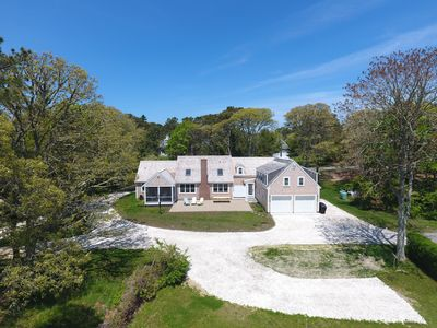 Photo for Historic Home With Private Beach On Stage Harbor ~ Newly Remodeled