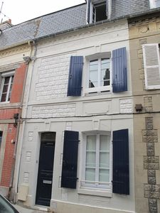 Photo for Fisherman house Near beaches & harbor in Trouville sur Mer Calvados