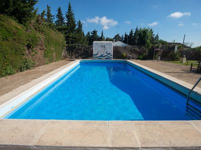 Photo for CHALET 2. 200 m2 PRIVATE POOL PLAYA LA BARROSA 4 km away